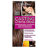 L'Oreal Paris Casting Crème Gloss600 Light Brown