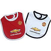 Manchester United Baby Kit Bibs - 2014/15 Season