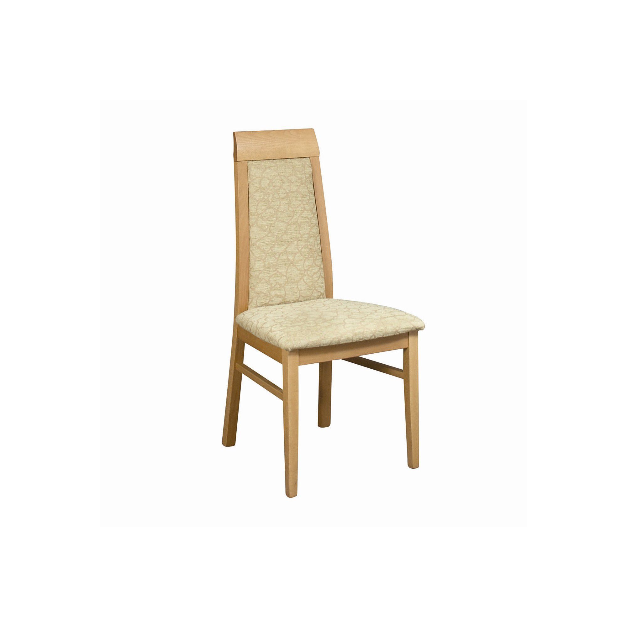 Other Caxton Huxley Upholstered Dining Chair in Light Oak