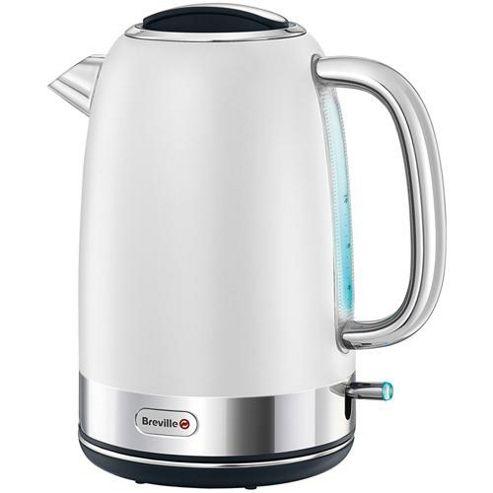 buy breville vkj711 opula stainless steel jug kettle white. Black Bedroom Furniture Sets. Home Design Ideas