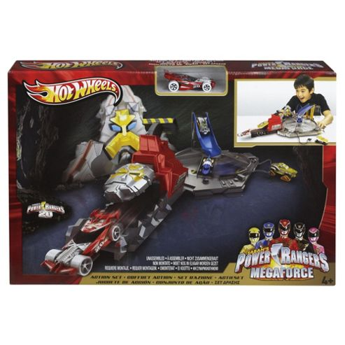 Hot Wheels Power Range Mega Force Action Set