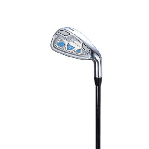 Young Gun Sgs V2 Junior Golf Club 8 Iron Right Hand Blue Age 6-8