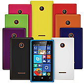 Cennett Lumia 435 Silicone 10 in 1 Pack