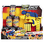 X-Shot Excel Dual Dart And Disc Blaster