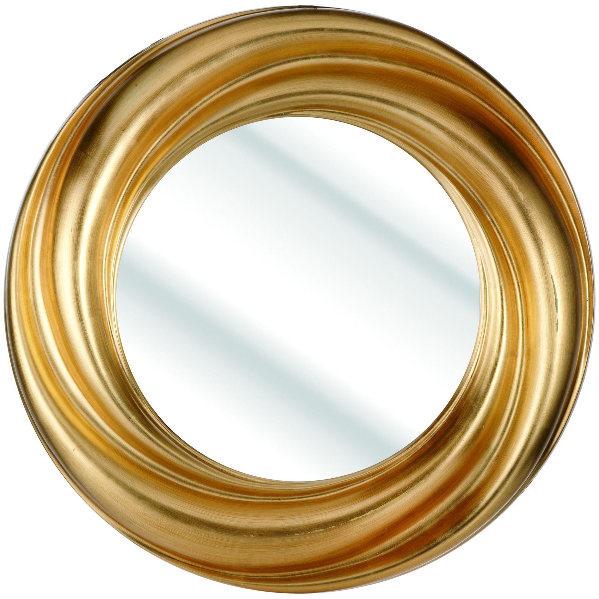 d j simons aston mirror gold 104cm h x 74cm w