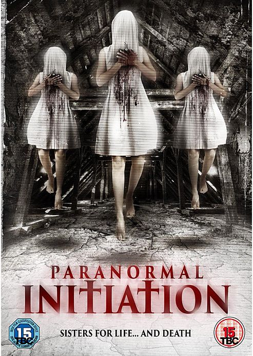 Paranormal Initiation (DVD)
