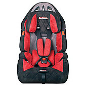 Kiddu CC Drive Car Seat Group 123, Fire Red