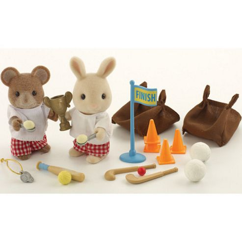 Sylvanian Families - School Sports Day
