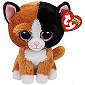TY Beanie Boo Plush - Tauri the Cat 15cm