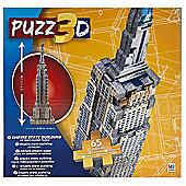 Puzz 3D Empire State Building Foam Puzzle