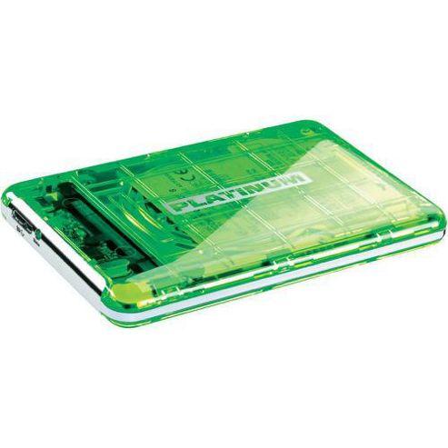 Platinum Mydrive 3.0 750GB Poison Green