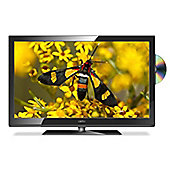 Cello C28227F (28 inch) LED Television with Built-in DVD Player (Black)