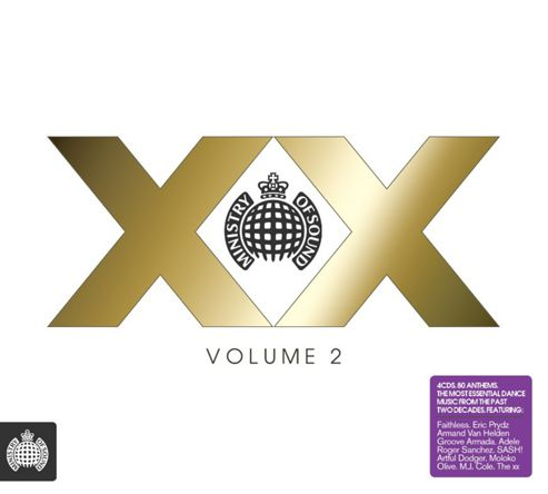 Ministry Of Sound: XX Volume 2 (4CD)