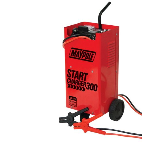 Vehicle Start Charger 300 (250 amp boost, 40 amp battery charger)