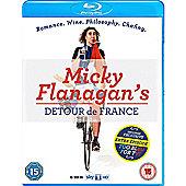 Micky Flanagan De Tour De France Blu-ray