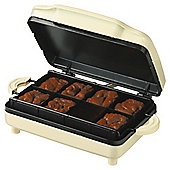 Sweet Treats TEBM001 Brownie Maker