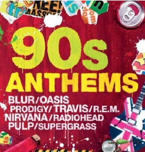 90S Anthems