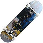 Voltage Shock Grind 2010 Complete Mini Skateboard