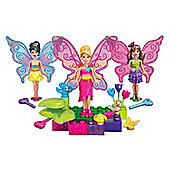 Mega Bloks Barbies Fairy Adventure - Figures