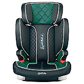 KIDDU CC Explore Car Seat Group 2-3, Racing Green