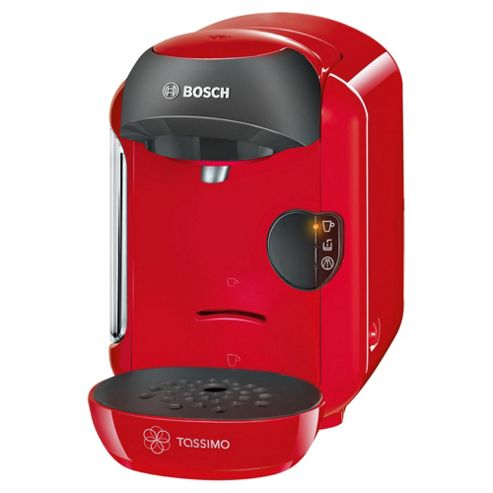 Bosch Coffee Maker Tesco : Buy BOSCH Tassimo Vivy TAS1253GB Hot Drinks and Coffee Machine, Red from our Pod Machines range ...