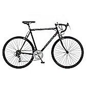 2014 Viking Team Pro 53cm 14 Speed Gents Road Bike Matt Black