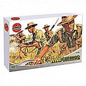 WWII Gurkhas (A01754) 1:72