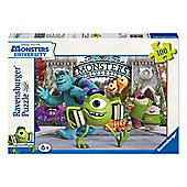 Ravensburger Monsters uni 100pc puzzle