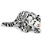 WWF Snow Leopard Soft Toy - 32cm