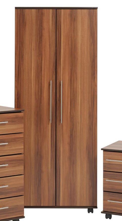 Ideal Furniture New York Robe - American Walnut