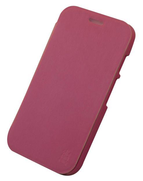 Tortoise™ Ultra Flip Cover Case Motorola Moto G Pink