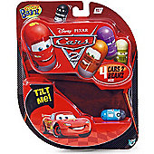 Disney Pixar Cars Mighty Beanz 4-Pack