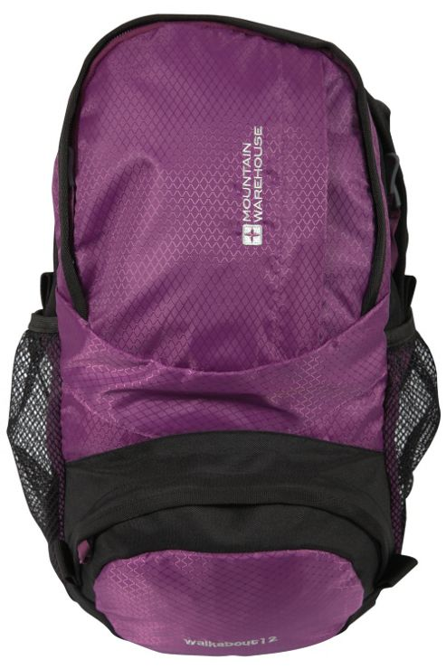 Walkabout 12L Rucksack Backpack Bag for Walking Running Hiking