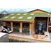 Brushwood Bt8940 Pig Shed - 1:32 Farm Toys