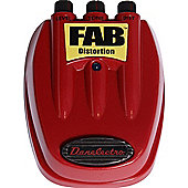 Danelectro FAB1 FAB Distortion Guitar Effects Pedal