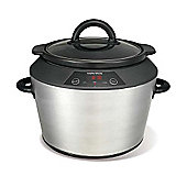 Morphy Richards - 5L Stainless Steel Digital Slow Cooker