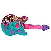 Fisher-Price Dora & Friends Play It 2 Ways Guitar