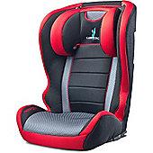 Caretero Presto Fix ISOFIX Car Seat (Red)