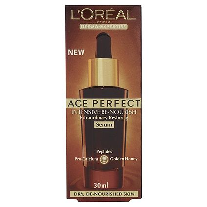 2 for £16 on selected L'Oreal Age Perfect skincare