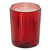 Linea Mulled Berries Jar Candle )