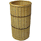 Umbrella Storage Basket with Two Tone Design