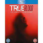 True Blood: The Complete Sixth Season - Bluray