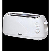 Igenix IG3020 4 Slice Toaster - White