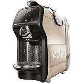 AEG LM6000S-U Lavazza A Modo Mio Magia Espresso Coffee Machine in Cream