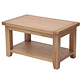 Furniture Link Hampshire Small Coffee Table