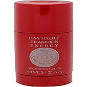 Davidoff Champion Energy deodorant Stick 75ml For Men