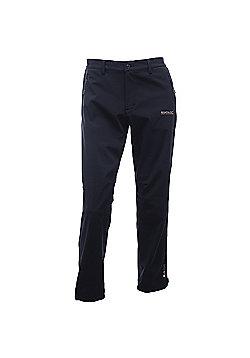 Regatta Mens Geo Softshell II Trousers - Black