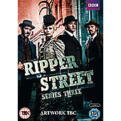 Ripper Street Series 3 DVD 3 disc