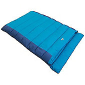 Vango Harmony Double Sleeping Bag Blue