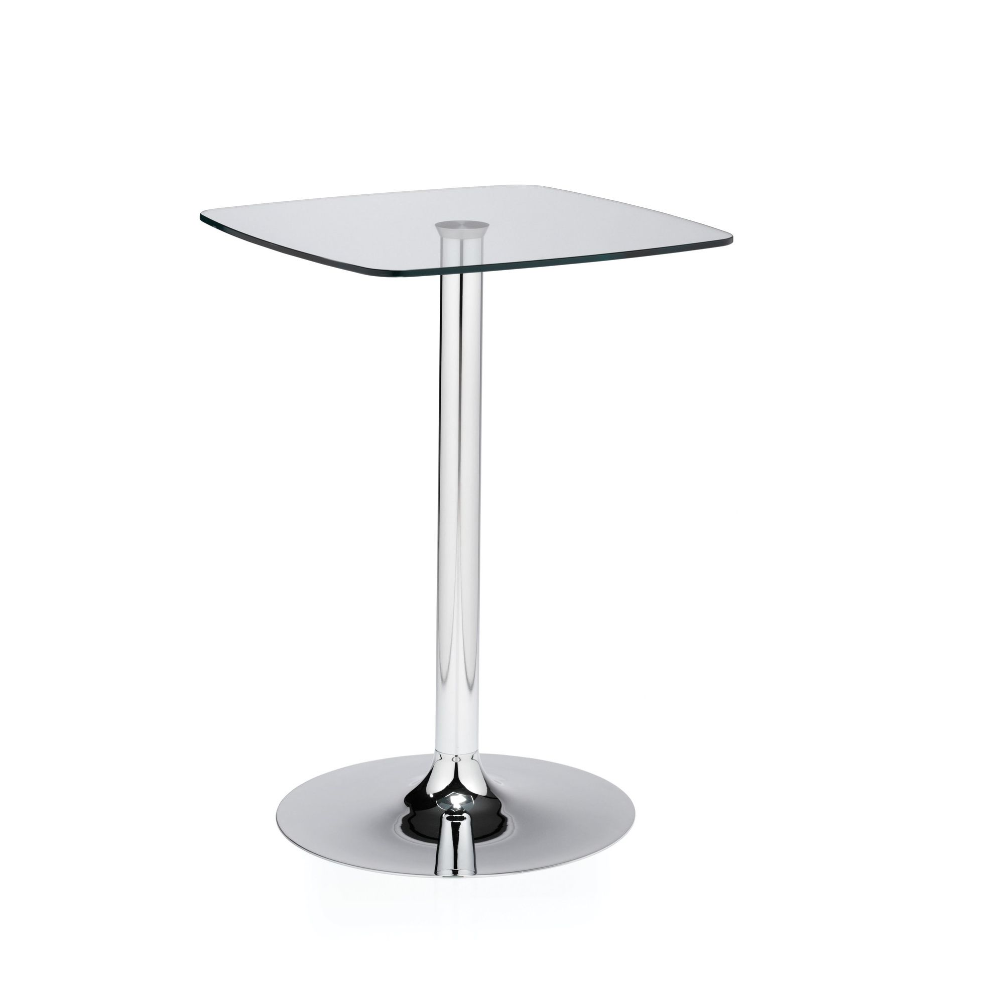 Ocee Design Venalo Trumpet Base Meeting Table at Tesco Direct